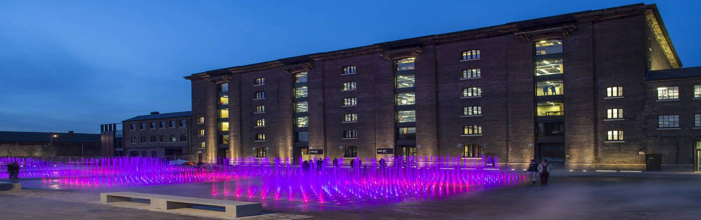 Central Saint Martins Campus