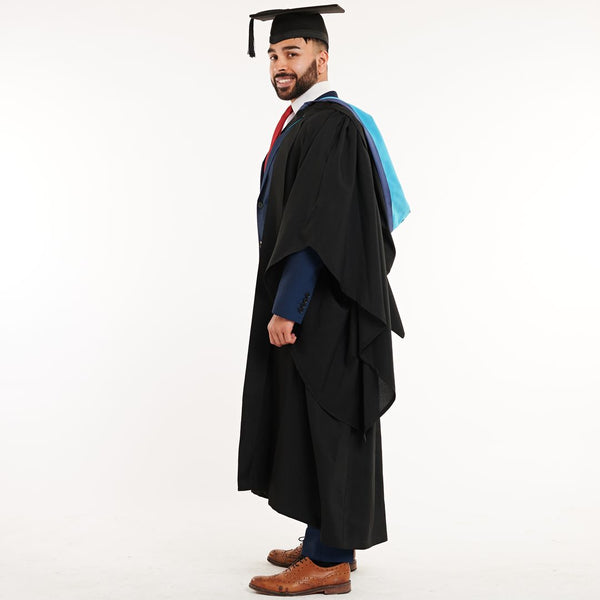 Nottingham University Bachelors Graduation Set (Hire)