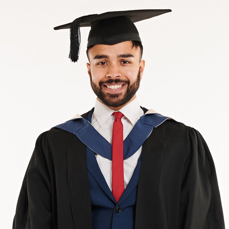 University of Reading First Degree Masters Graduation Set (Hire)