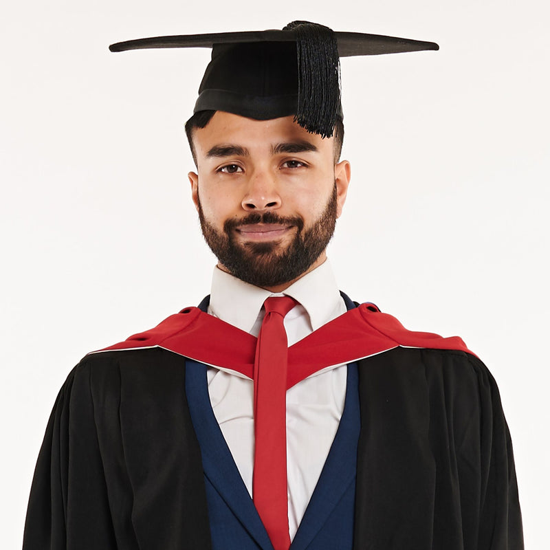 University of Bedfordshire Masters Graduation Set (Hire)