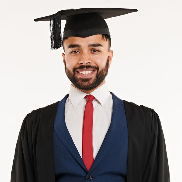 Bachelors Gown and Mortarboard Set (Purchase)