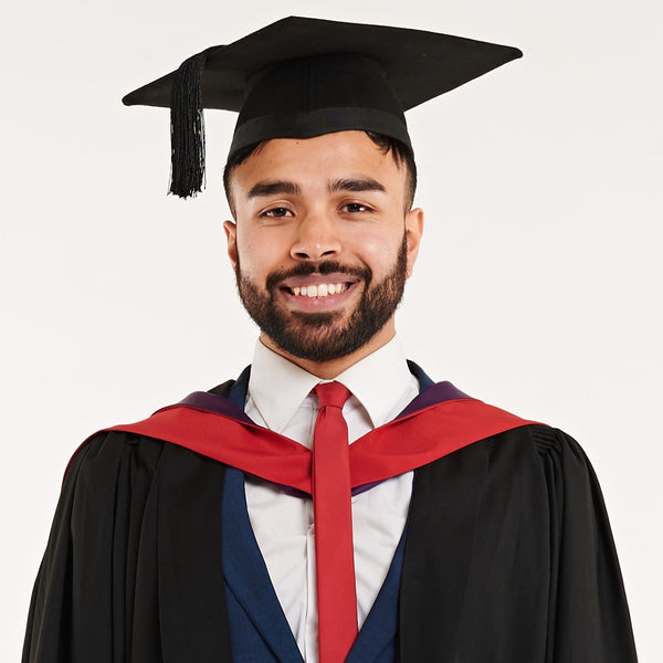 CCCU Bachelor Graduation Set