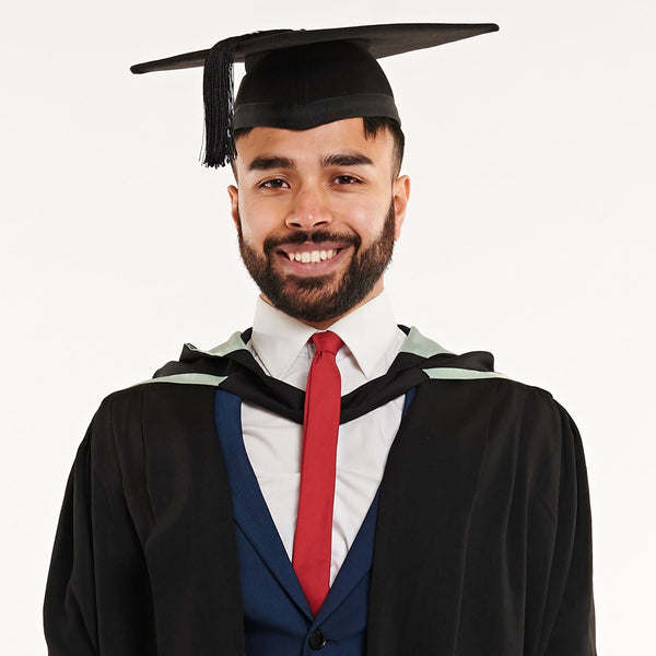 University of Hull Masters Graduation Set (Hire)
