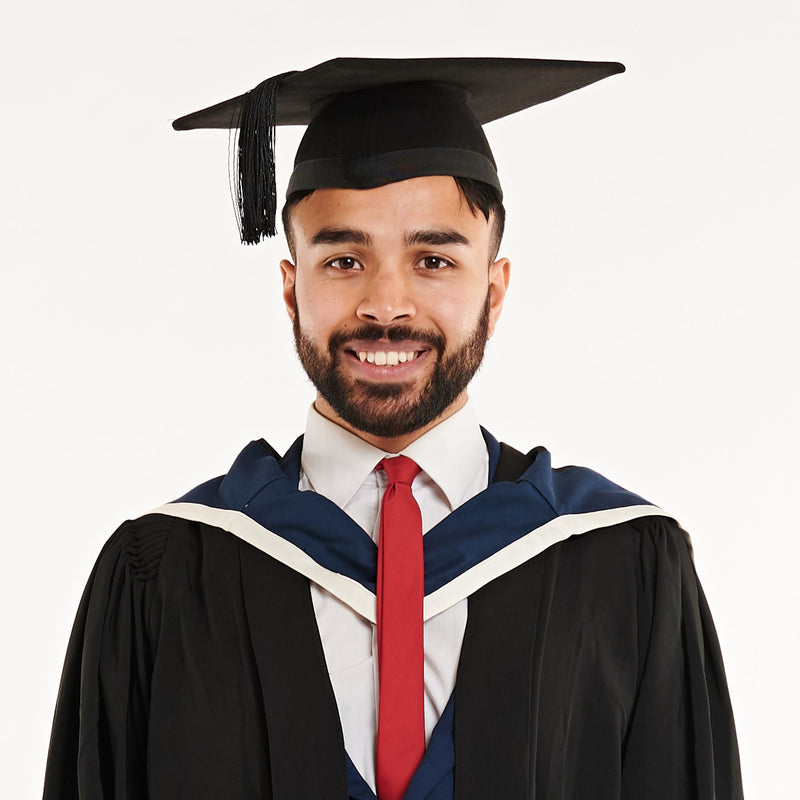 Oxford Brookes Bachelors Hood (Hire)