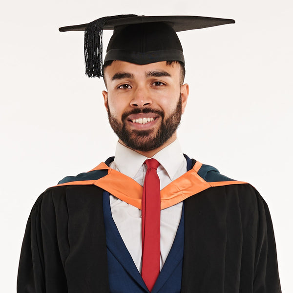 Plymouth University Masters Graduation Set