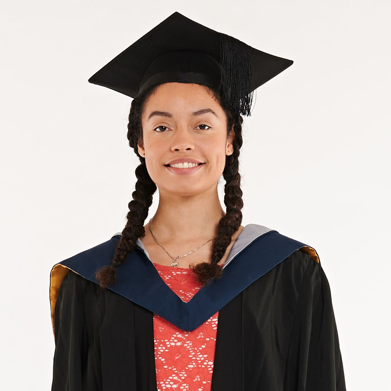 University of Salford Bachelors Graduation Set