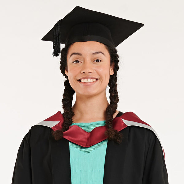 Sheffield Hallam University Bachelors Graduation Set (Hire)