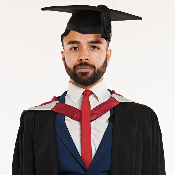 Sheffield Hallam University Masters Graduation Set (Hire)