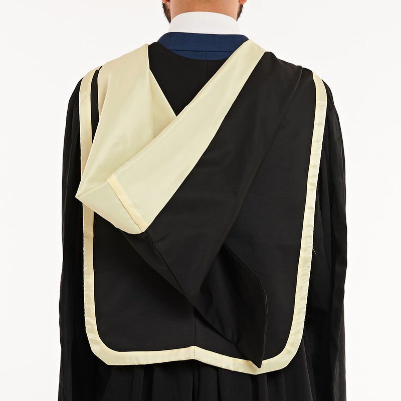 University of London Masters Hood (Hire)