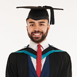 University of Worcester Masters Graduation Set (Hire)