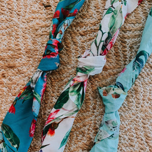 Country Bloom Scarves