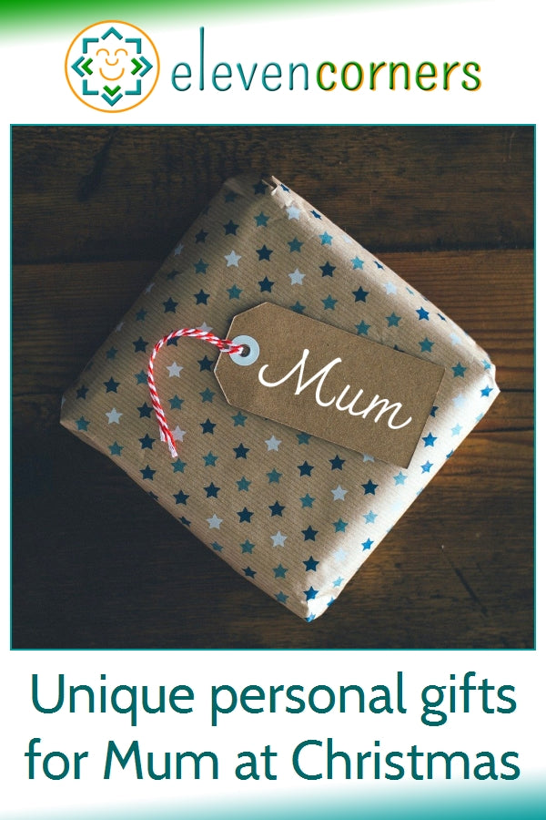 unique personalised gift ideas for Mum and Granny at Christmas
