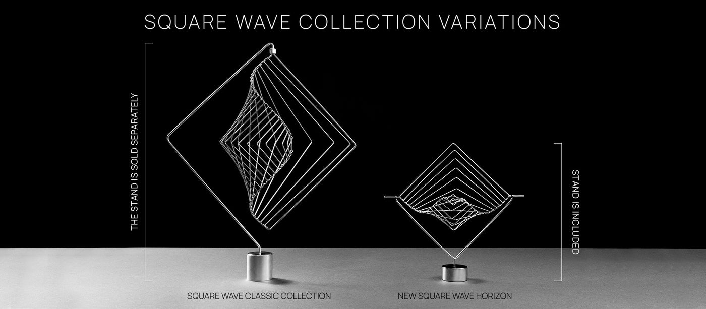 square wave collection variations