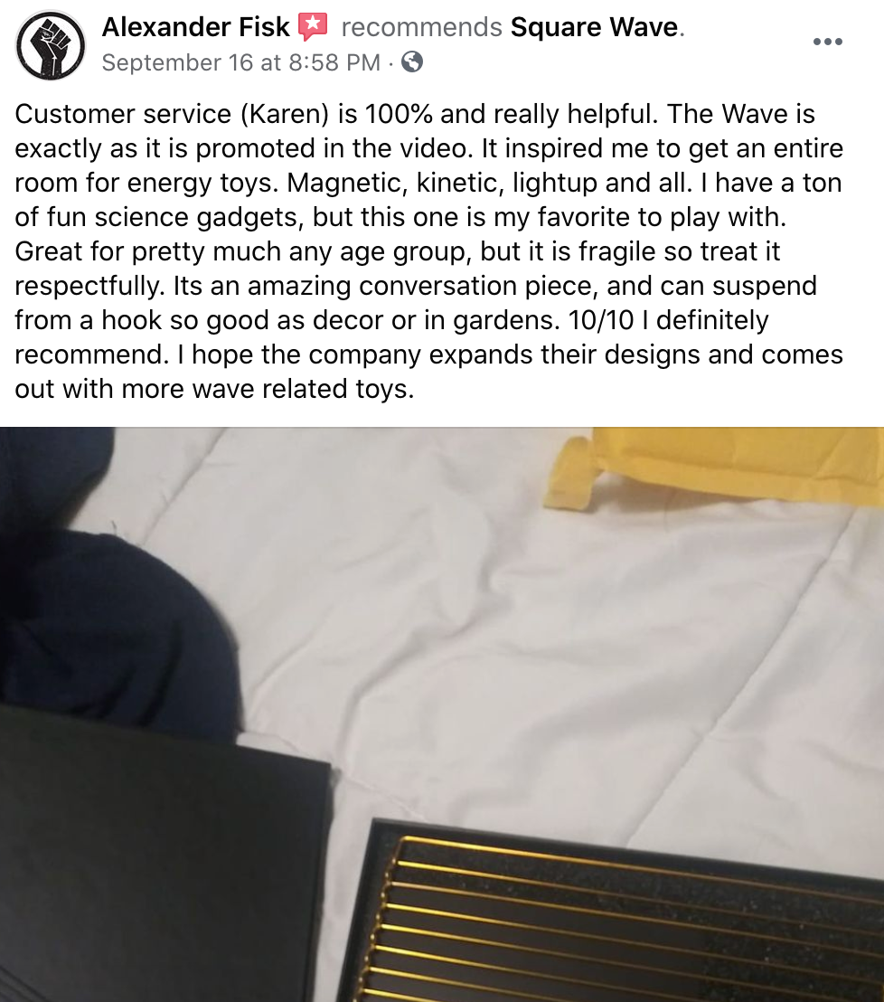 Customer service is 100% and really helpful