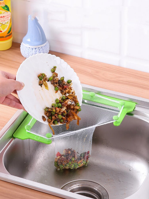 Triangular Sink Strainer Net