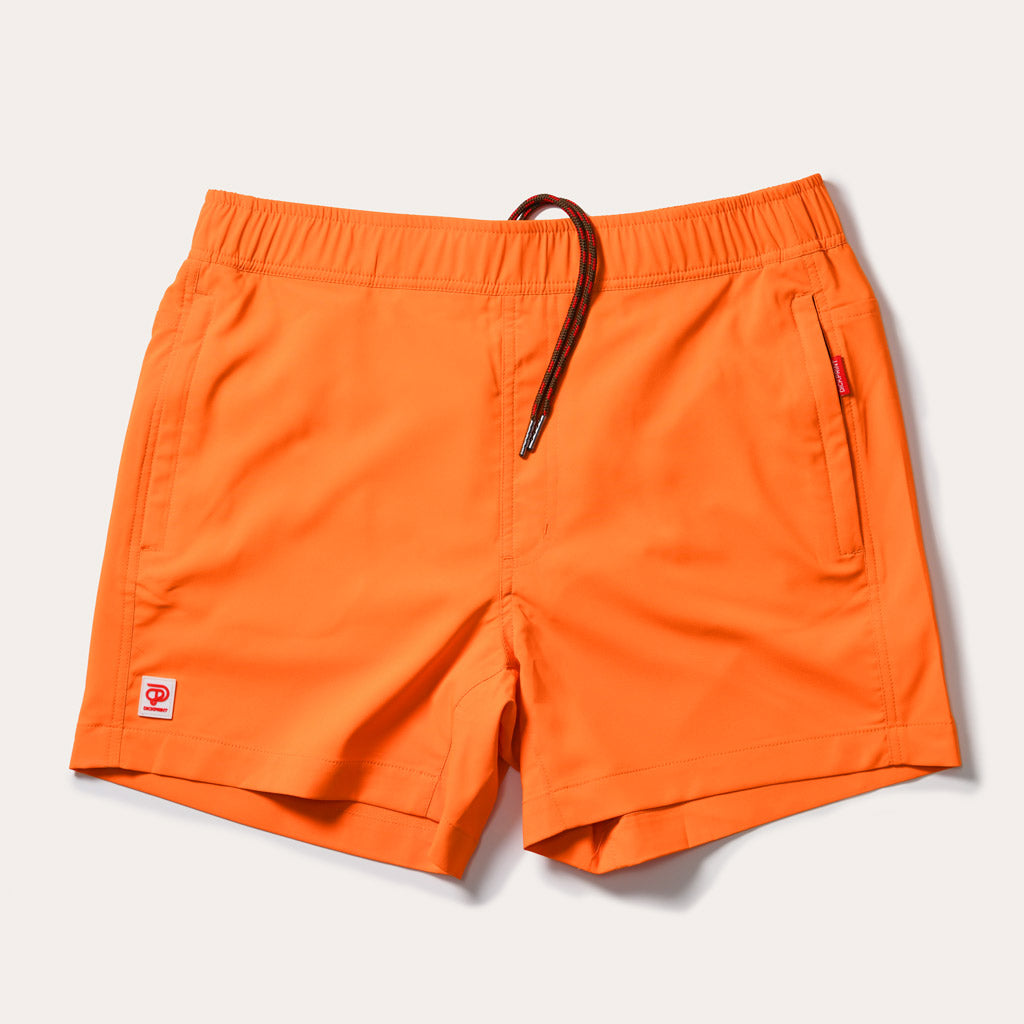 Malibu Swim Trunk, Orange