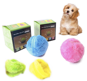 FurBaby™ Energy-Release, Anxiety Calming Dog Ball 5pc Set