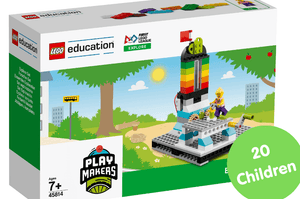 WeDo 2.0 & FIRST® LEGO® League Explore - 28 Students