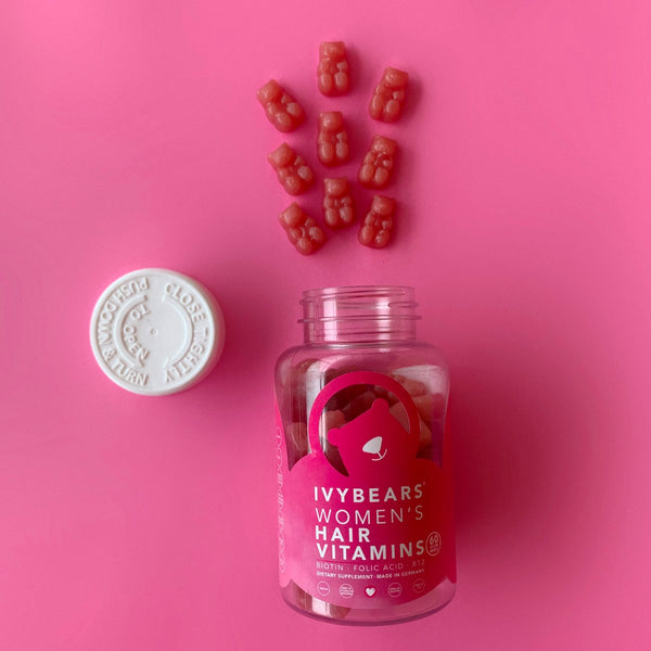 IvyBears hairvitamins