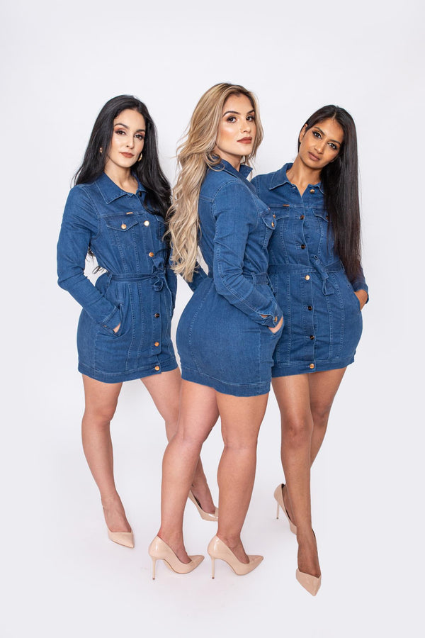 ÁFRICA IN DENIM