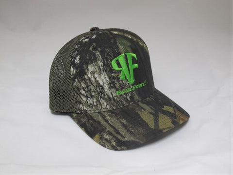 ReelFowl Flex Fit Hat - Mossy Oak Breakup