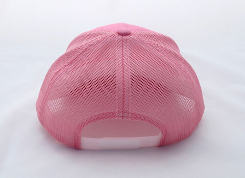 ReelFowl Snap Back Hat - Pink