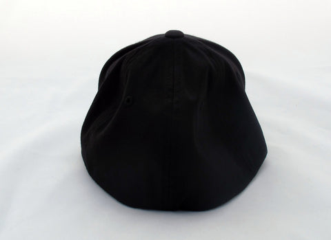 ReelFowl Flex Fit Hat - Black