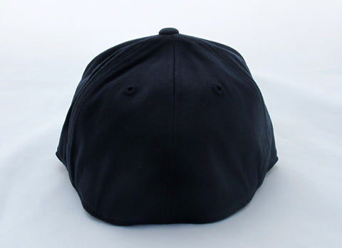 ReelFowl Flat Bill Hat - Navy