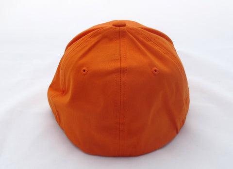 ReelFowl Flex Fit Hat - Orange