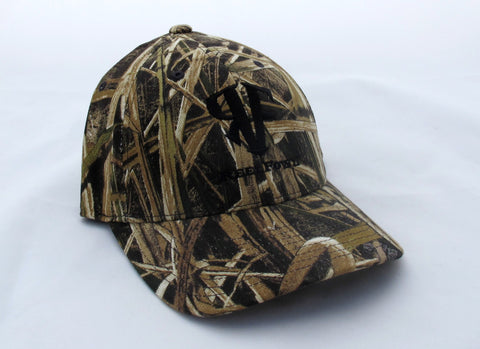 ReelFowl Flex Fit Hat - Mossy Oak Shadow Grass