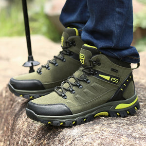 Men Hiking Shoes Professional Hiking Boots