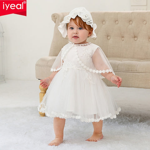 Christening Gowns Infant Baby Girl Dress B