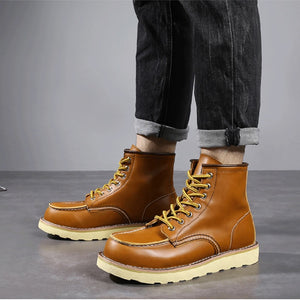 Men Casual Work Shoes