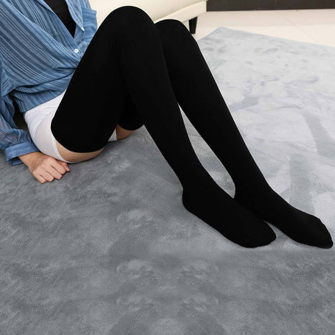 Cotton Thigh High Over The Knee Stockings