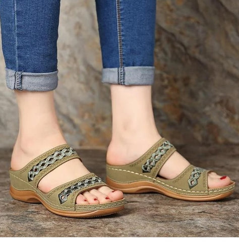 Fashion Wedges Women Sandals