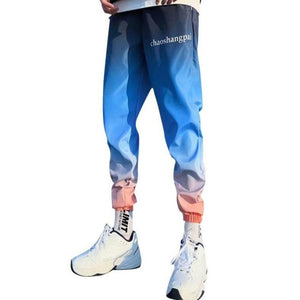 Hip Hop Joggers Tactical Pants Men