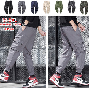 Many Pockets Pantalones Tactical