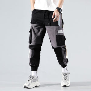 Pants Men Retro Joggers