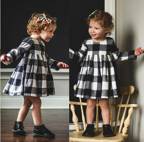 Baby Girl Toddler Princess Dress