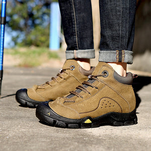 Unisex Outdoors Hiking Shoes Men
