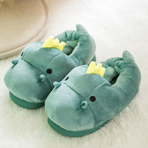 Lovely Animal Dinosaur Pig Cartoon Indoor slippers