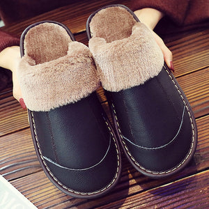 Winter woman slippers