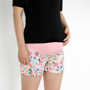 Maternity Ultra Thin Hot Pants For Pregnant Women