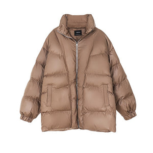 Winter Oversized Thicker Warm Padded puffer jackets