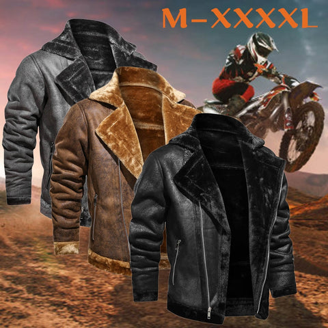 Motorcycle Stand Collar Coat