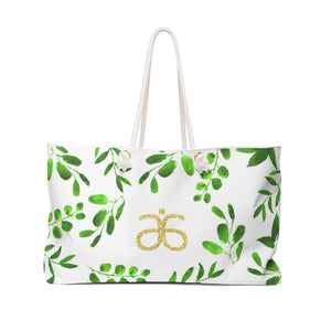 Arbonne Leaves Weekender Bag