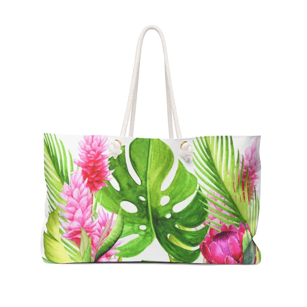 Tropical Weekender Bag