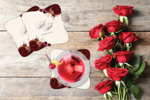 Load image into Gallery viewer, Elegant Roses Coasters