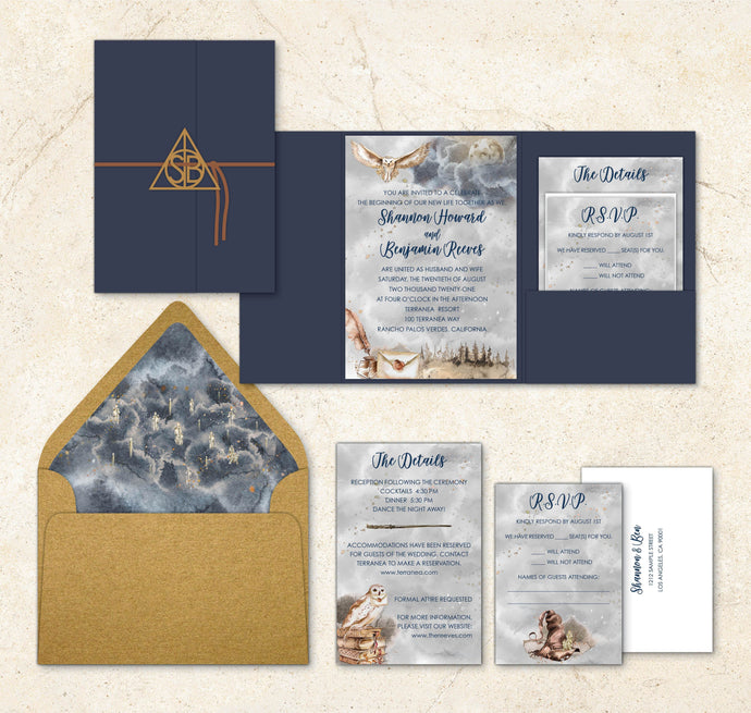 The Hallows Invitation