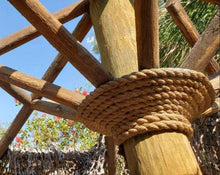 Load image into Gallery viewer, Palapa Manila Rope 1/2 x 25' - Palapa Umbrella Thatch Company Online